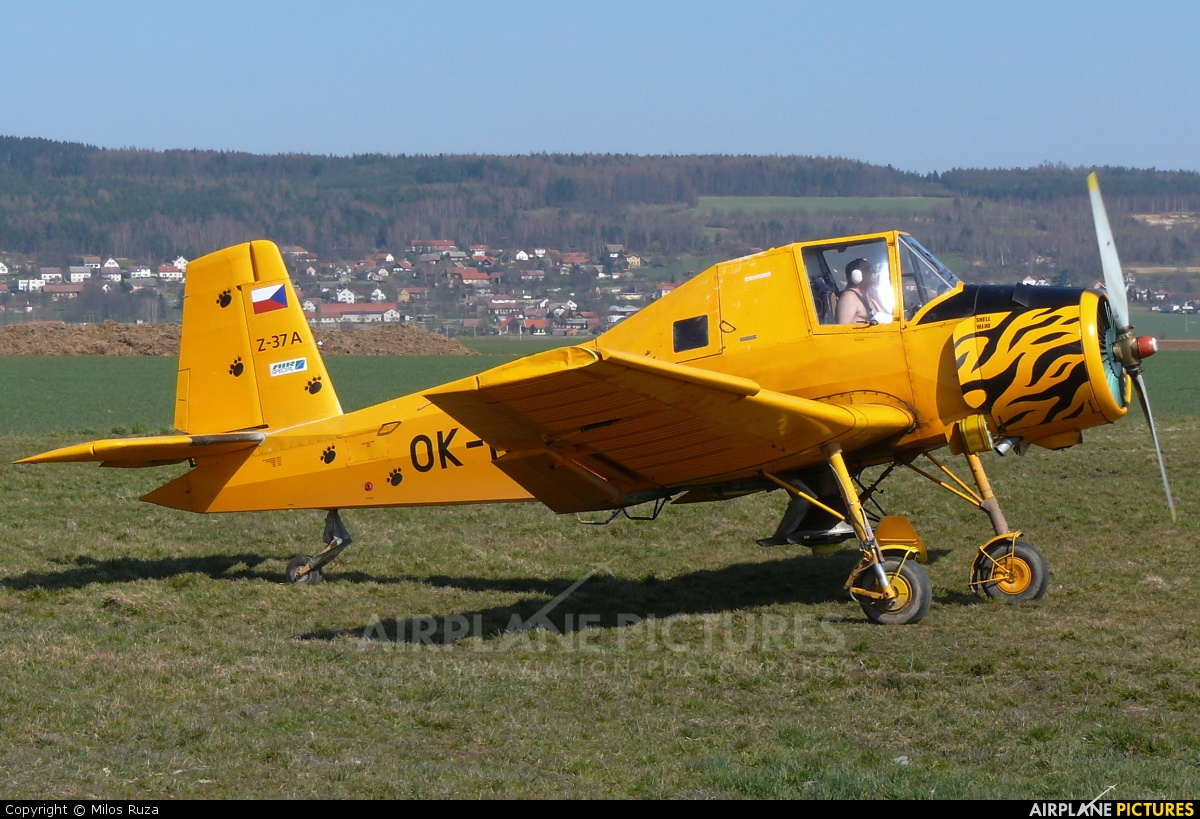 Air Special OK-NJK aircraft at Off Airport - Czech Republic