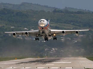 RA-86114 - Ural Airlines Ilyushin Il-86