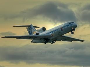 RA-42375 - Kuban Airlines (ALK-Avialinii Kubani) Yakovlev Yak-42
