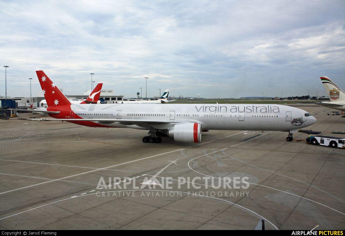Virgin Australia VH-VOZ aircraft at Sydney - Kingsford Smith Intl, NSW