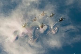 "40 - Russia - Air Force ""Falcons of Russia"" Sukhoi Su-27UB"