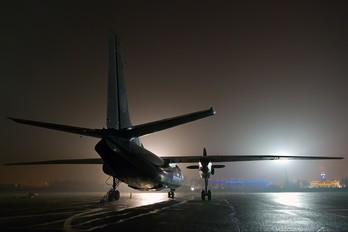 12 - Ukraine - Ministry of Emergency Situations Antonov An-30 (all models)