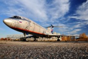 RA-85765 - Aeroflot Tupolev Tu-154M aircraft
