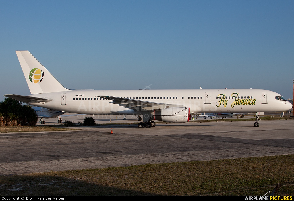 N524AT - Fly Jamaica Boeing 757-200 at Fort Lauderdale - Hollywood ...