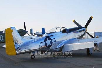 N5441V - Private North American P-51D Mustang