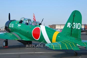 N2047 - Private North American Harvard/Texan mod Nakajima B5N
