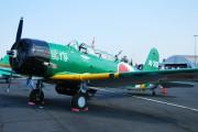 N2047 - Private North American Harvard/Texan mod Nakajima B5N aircraft