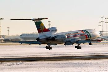 RA-85840 - Dagestan Airlines Tupolev Tu-154M