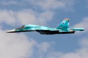 48 - Russia - Air Force Sukhoi Su-34 aircraft
