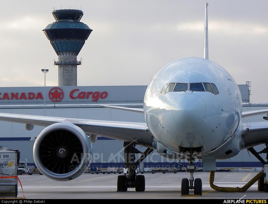 Air Canada C-FIUJ aircraft at Toronto - Pearson Intl, ON