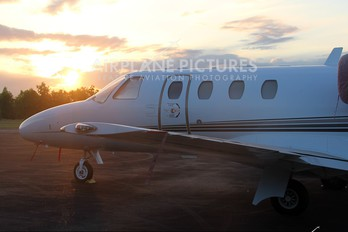 PP-INT - Private Cessna 525 CitationJet