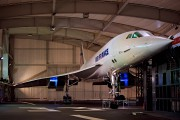 F-BTSD - Air France Aerospatiale-BAC Concorde aircraft