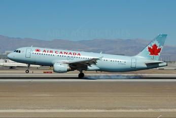 C-FGYS - Air Canada Airbus A320