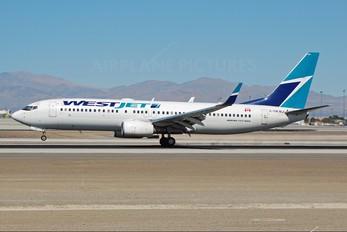 C-GKWJ - WestJet Airlines Boeing 737-800
