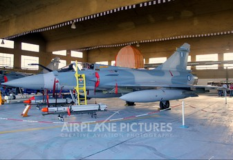 555 - Greece - Hellenic Air Force Dassault Mirage 2000-5EG