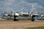 14 - Russia - Air Force Tupolev Tu-95 aircraft
