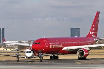 OY-GRN - Air Greenland Airbus A330-200