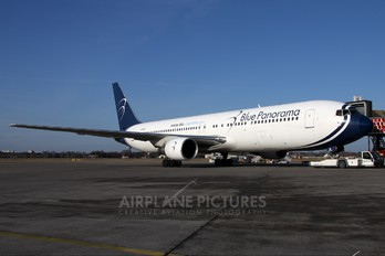 EI-DJL - Blue Panorama Airlines Boeing 767-300