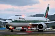 EI-ISD - Alitalia Boeing 777-200ER aircraft