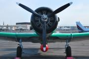 N3725G - Private North American Harvard/Texan mod Nakajima B5N aircraft