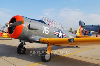 N7038C - Private North American Harvard/Texan (AT-6, 16, SNJ series)