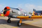 N7038C - Private North American Harvard/Texan (AT-6, 16, SNJ series) aircraft