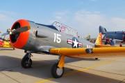 N7038C - Private North American Harvard/Texan (AT-6, 16, SNJ series) aircraft