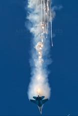 "14 - Russia - Air Force ""Falcons of Russia"" Sukhoi Su-27UB"