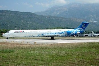 UR-CHL - Khors Aircompany McDonnell Douglas MD-83