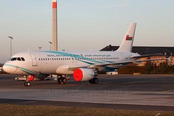 556 - Oman - Air Force Airbus A320