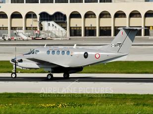 D-IMPB - Malta - Armed Forces Beechcraft 200 King Air