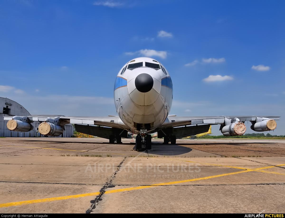 Argentina - Air Force TC-95 aircraft at El Palomar