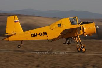 OM-OJQ - Aero Slovakia Zlín Aircraft Z-37A Čmelák