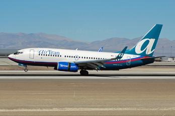 N272AT - AirTran Boeing 737-700