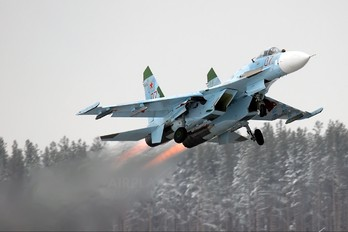 07 - Russia - Air Force Sukhoi Su-27