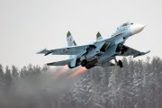 07 - Russia - Air Force Sukhoi Su-27 aircraft