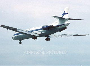 OH-LSD - Finnair Sud Aviation SE-210 Caravelle