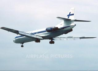 OH-LSD - Finnair Sud Aviation SE-210 Caravelle