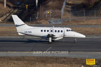 LN-FAN - Helitrans Scottish Aviation Jetstream 31