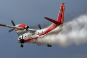 31 - Ukraine - Ministry of Emergency Situations Antonov An-32P Firekiller aircraft