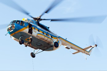 22 - Ukraine - Ministry of Emergency Situations Mil Mi-8MT