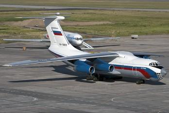 RA-76825 - Rossiya Ilyushin Il-76 (all models)