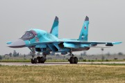 04 - Russia - Air Force Sukhoi Su-34 aircraft