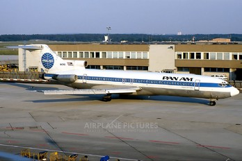 N4745 - Pan Am Boeing 727-200