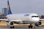D-AIDK - Lufthansa Airbus A321 aircraft