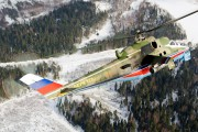 11 - Russia - Air Force Mil Mi-24P aircraft