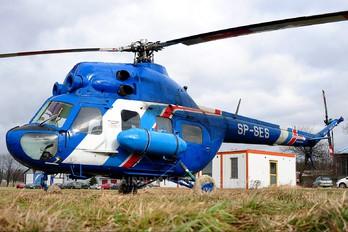 SP-SES - Heliseco Mil Mi-2