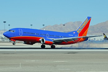N329SW - Southwest Airlines Boeing 737-300