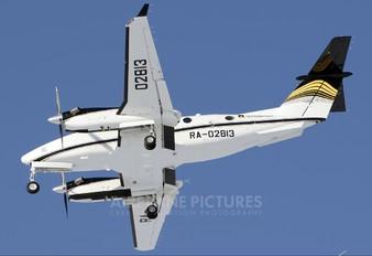 RA-02813 - Petropavlovsk-Avia Beechcraft 300 King Air 350