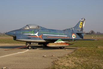 "MM6264 - Italy - Air Force ""Frecce Tricolori"" Fiat G91"